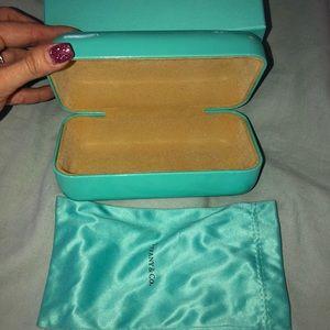 Tiffany & Co. Accessories - Tiffany and Co. sunglasses case